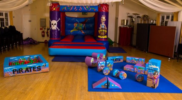 Pirate Soft Play Package