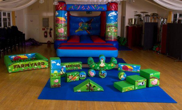 Farm Yard Soft Play Package
