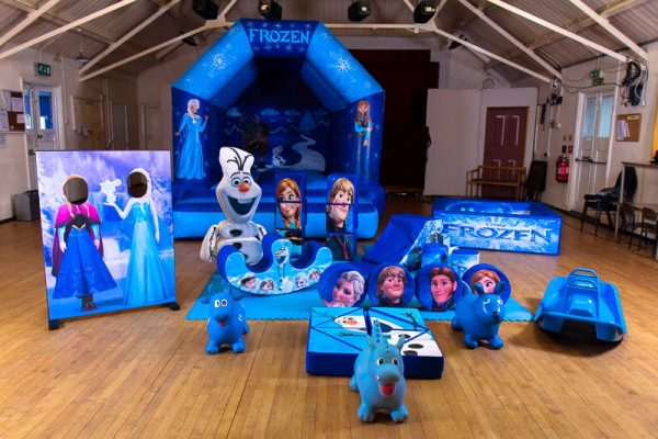 Frozen Gold Soft Play Package