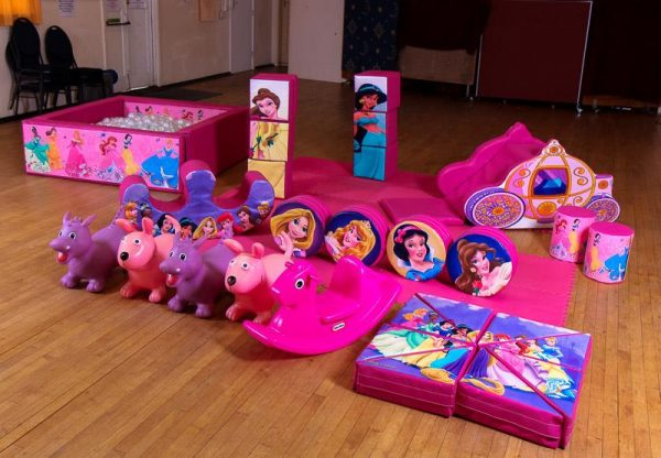 Disney Princess Soft Play Set