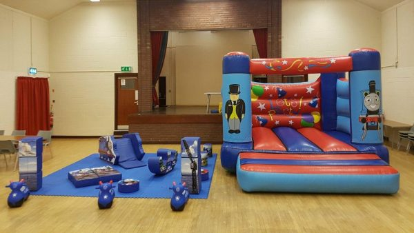 Thomas The Tank Engine Bronze Soft Play Package