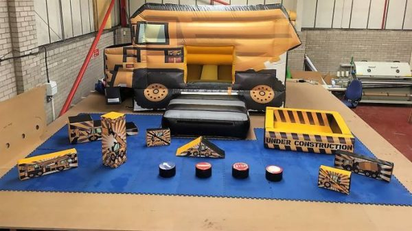 Construction Soft Play Package
