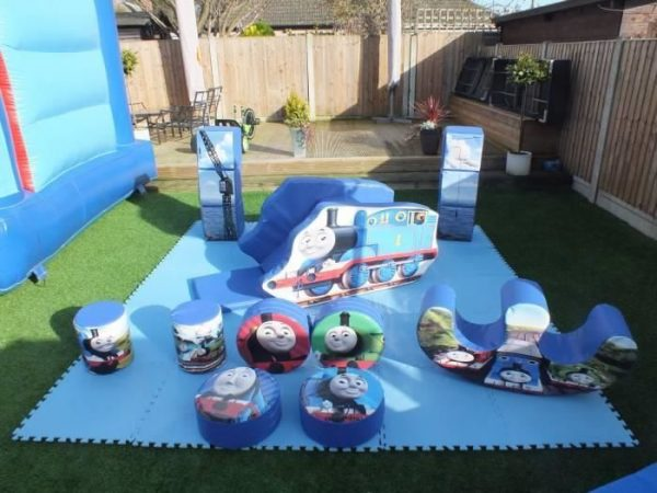 Thomas The Tank Engine Soft Play Set