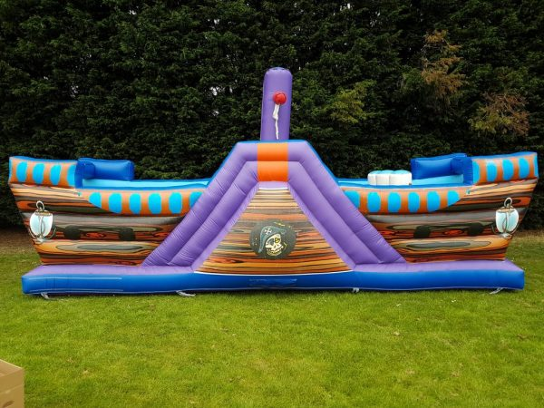 32 ft Pirate Obstacle Course