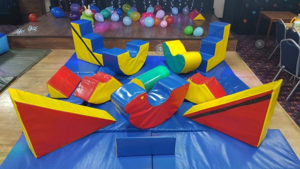 14 Piece Boxed Soft Play