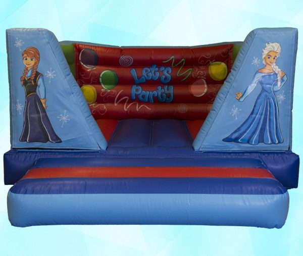 Disney Frozen 8ft Velcro Castle