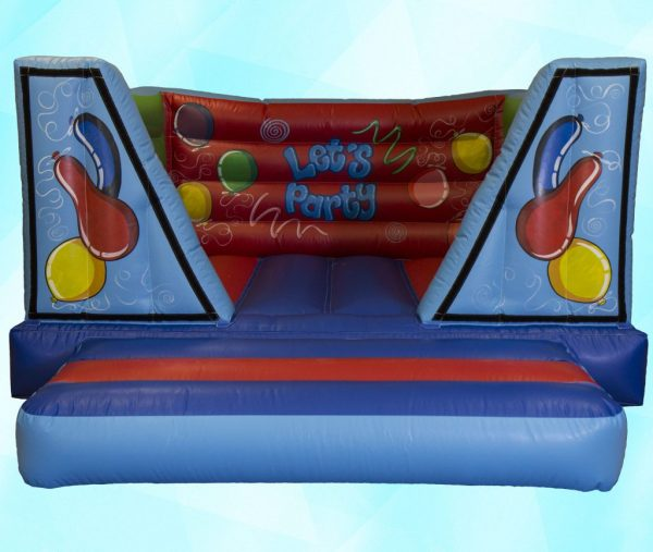 Let's Party 8ft Velcro Castle