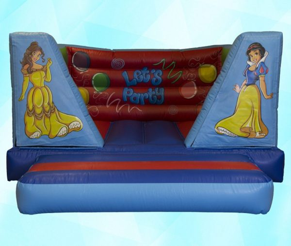 Disney Princess 8ft Velcro Castle