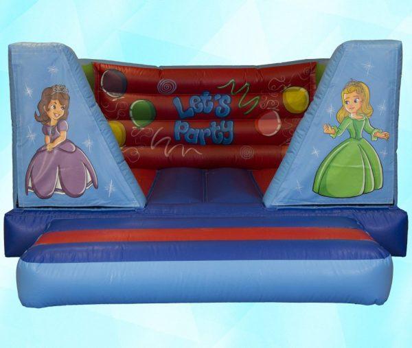 Sophia The First 8ft Velcro Castle