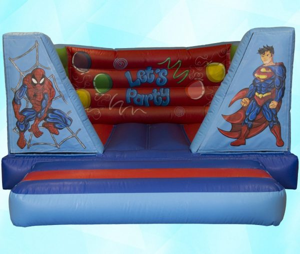 Superhero 8ft Velcro Castle
