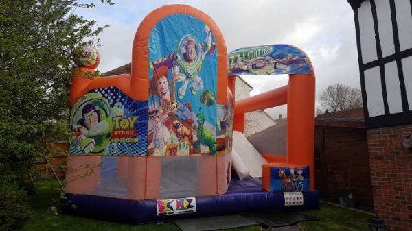 Toy Story Activity Castle