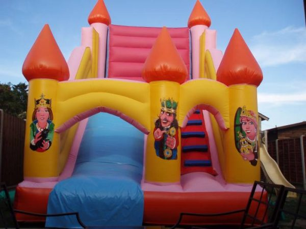 Regal Inflatable Slide