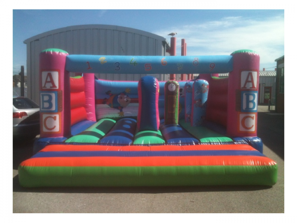 ABC Activity Castle