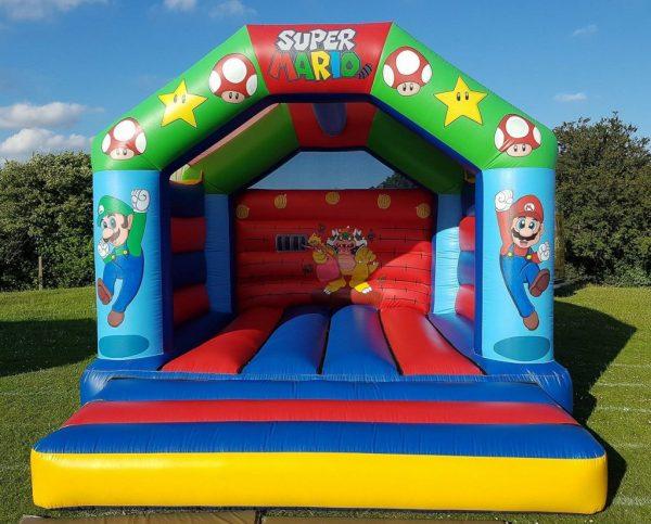 Mario Deluxe Castle