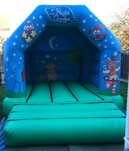 In The Night Garden Deluxe Castle