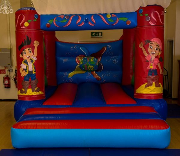 Jake & The Never Land Pirates Velcro Castle