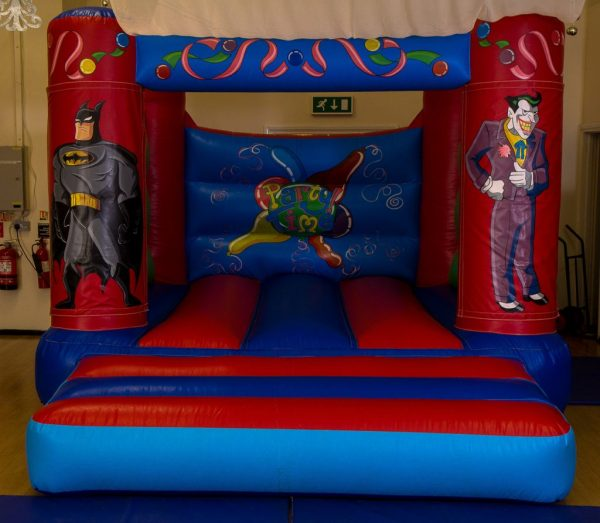 Batman Velcro Castle