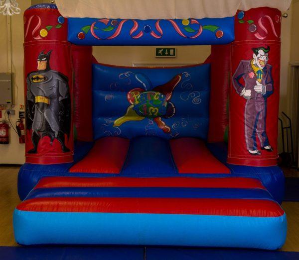 Batman Velcro Castle