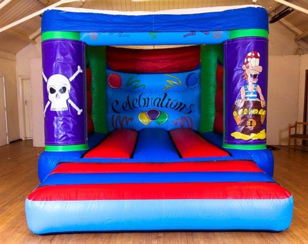 Pirate Velcro Castle