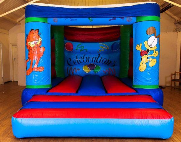 Garfield Velcro Castle