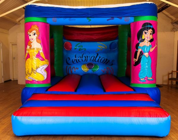 Princess Velcro Castle