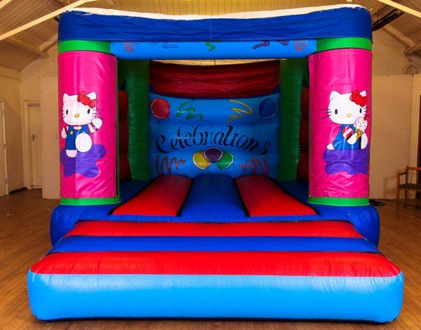 Hello Kitty Velcro Castle