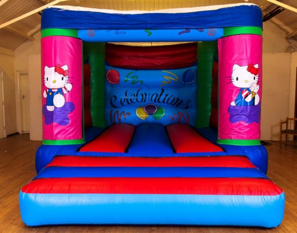 Hello Kitty Velcro Castle
