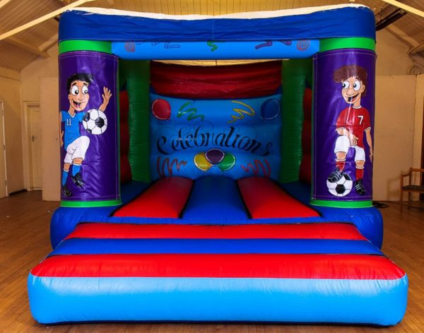 Football Velcro Castle
