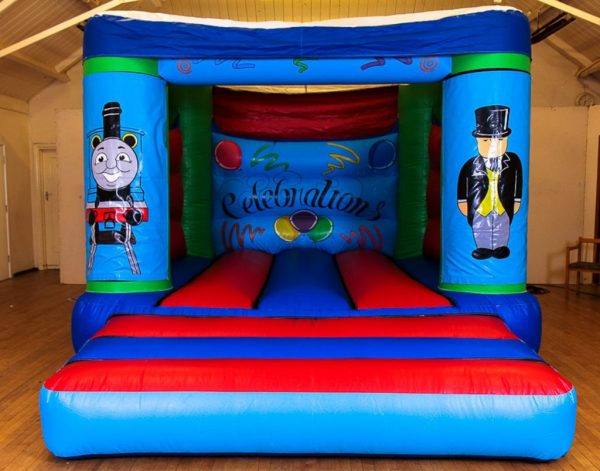 Thomas The Tank Engine Velcro Castle