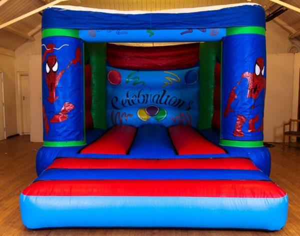 Spider-Man Velcro Castle