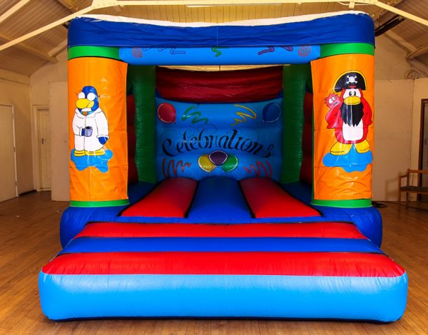 Club Penguin Velcro Castle