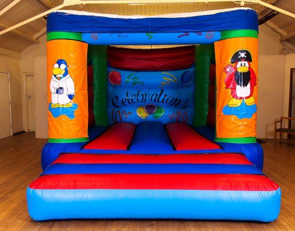 Club Penguin Velcro Castle