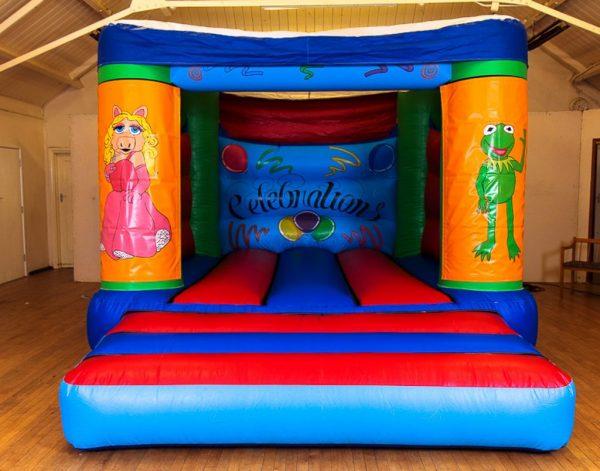 Muppets Velcro Castle