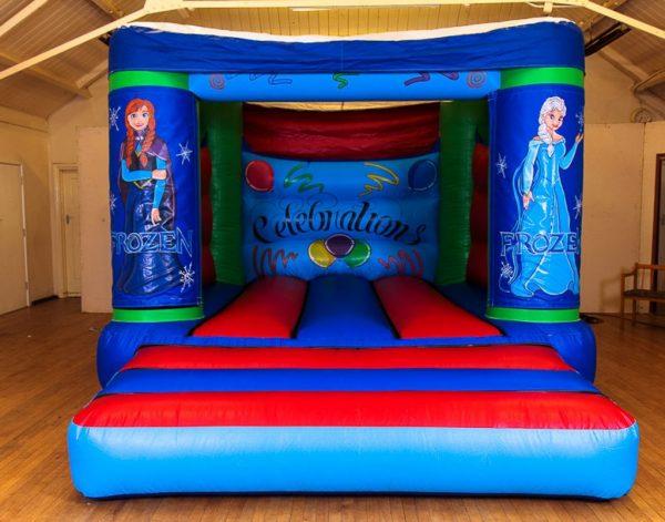 Frozen Velcro Castle