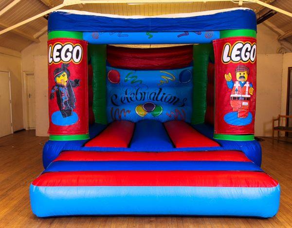 Lego Velcro Castle