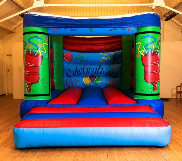 Let's Party Velcro Castle