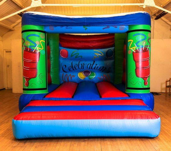 Let's Party Velcro Castle
