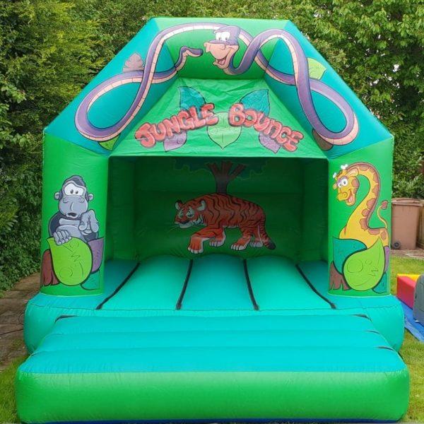 Jungle-Bounce Castle