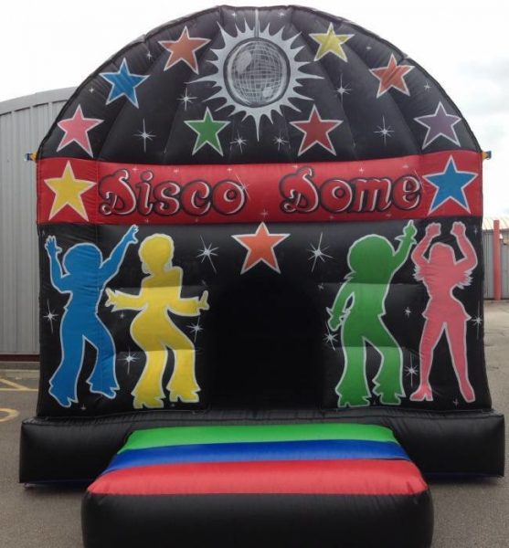 Black 12 x 12 Adult Musical Dome