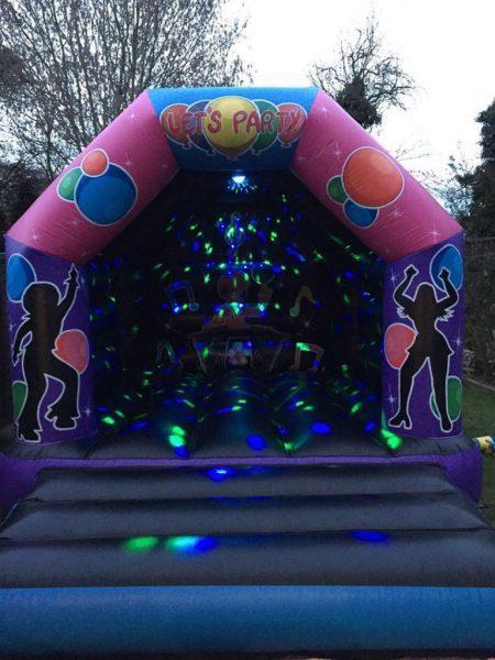 Children's Disco Castle