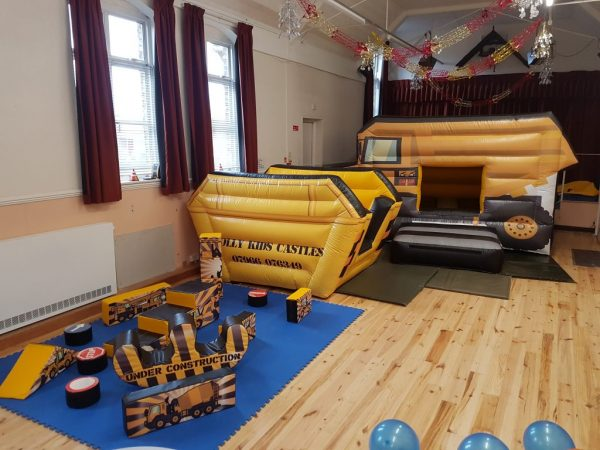 Construction Soft Play Set