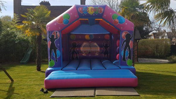 Lets Party Champagne Castle