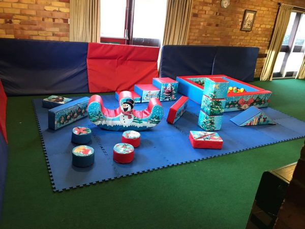 Christmas Soft Play Set