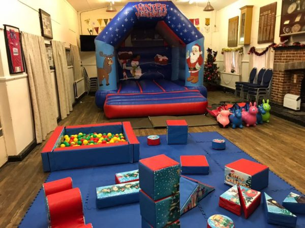Christmas Soft Play Package