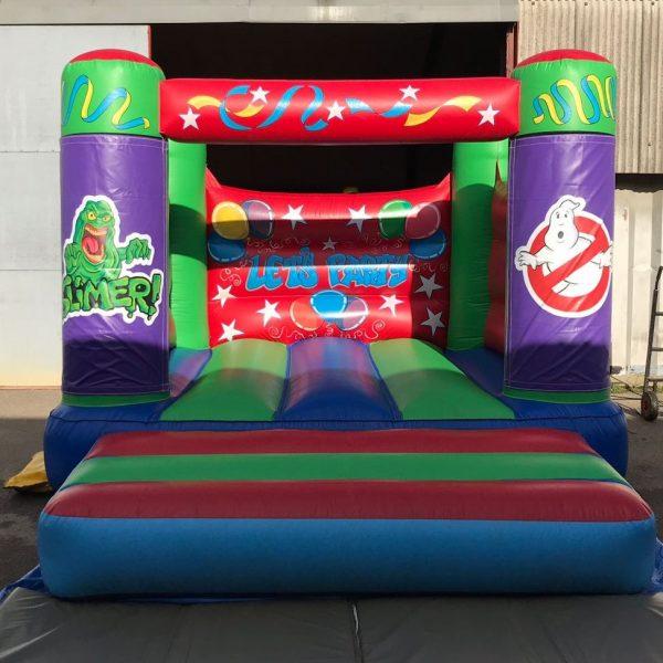 Ghostbusters Bouncy Castle