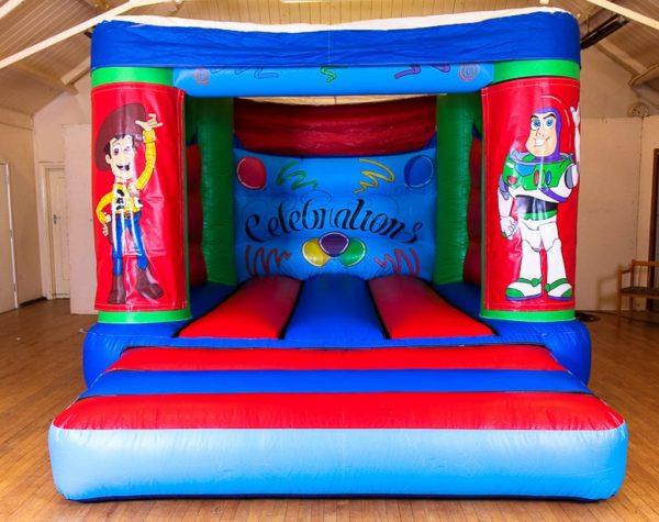 Toy Story Velcro Castle
