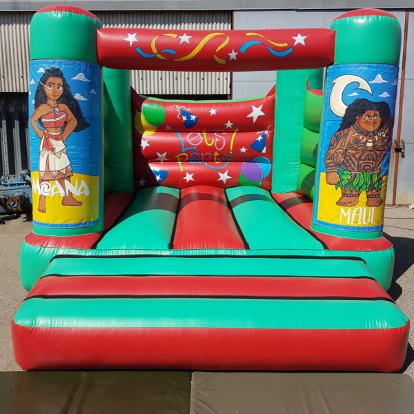 Moana Bouncy Castle