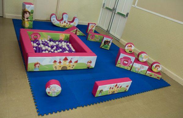 Princess Soft Play Set