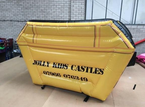 Inflatable Skip Ball Pit