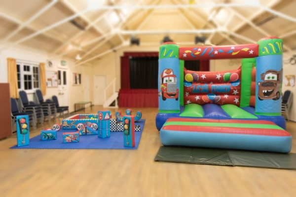 Transport Soft Play Package